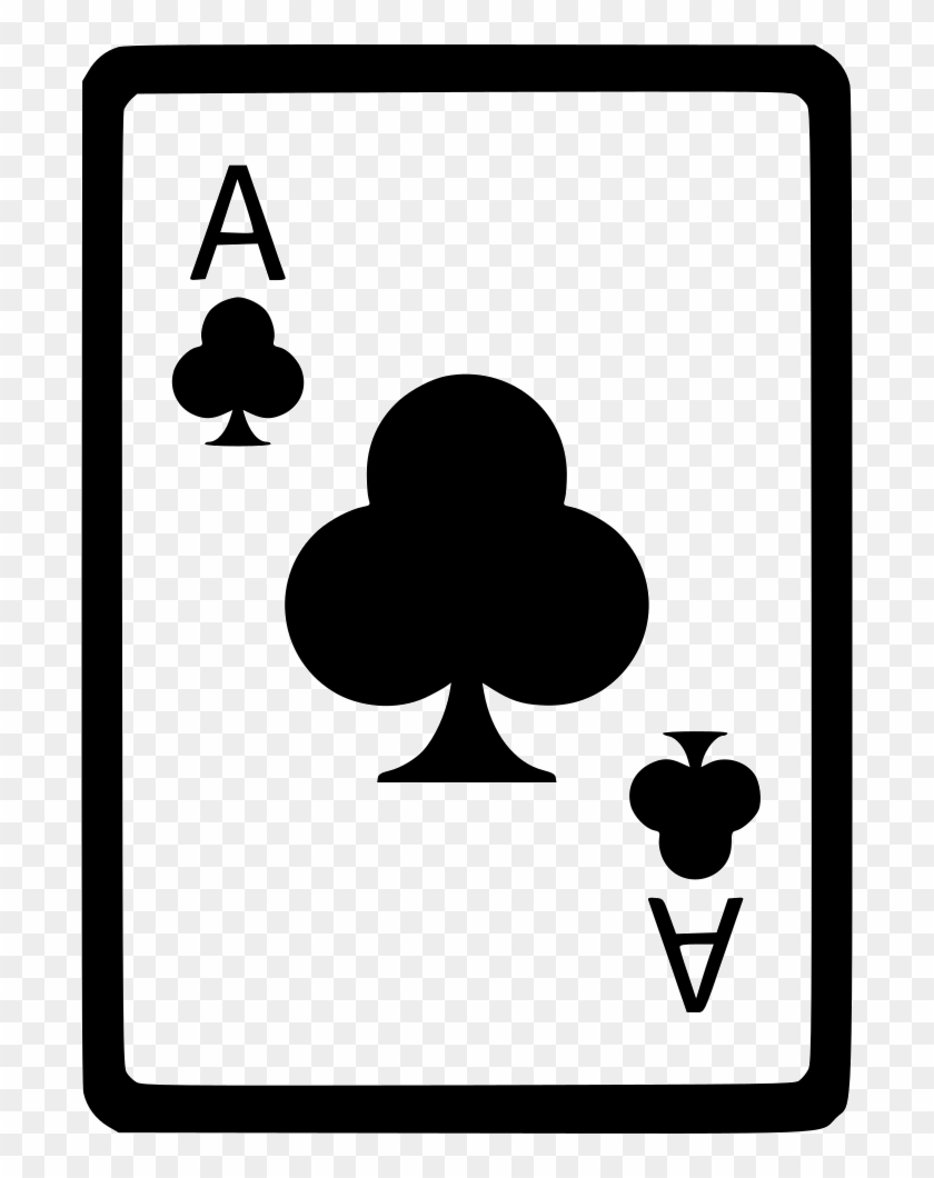 Ace Of Clubs Cards Poker Comments Draw An Ace Of Spades Free