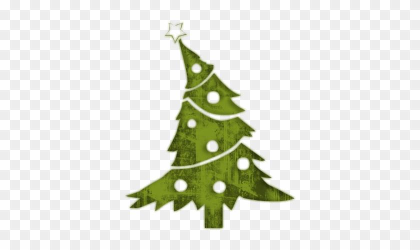 Retro Christmas Tree Clipart - Holiday Tree Clip Art #1010135 - Retro Christmas Tree Clipart - Holiday Tree Clip Art - Free