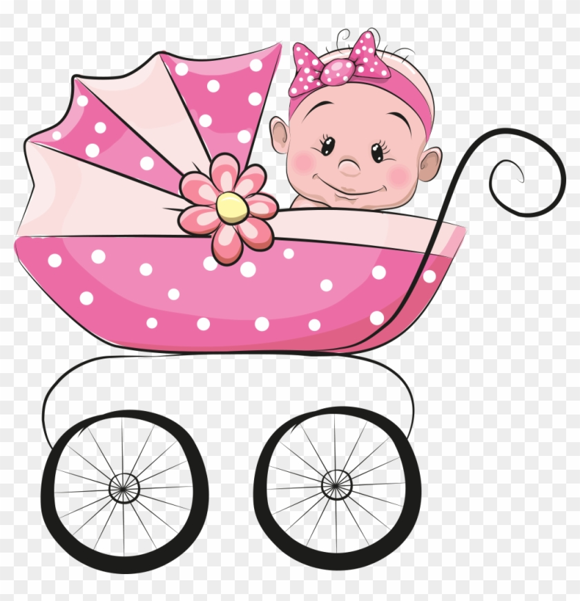 Infant Cartoon Illustration Cartoon Baby Girl Free Transparent Png Clipart Images Download