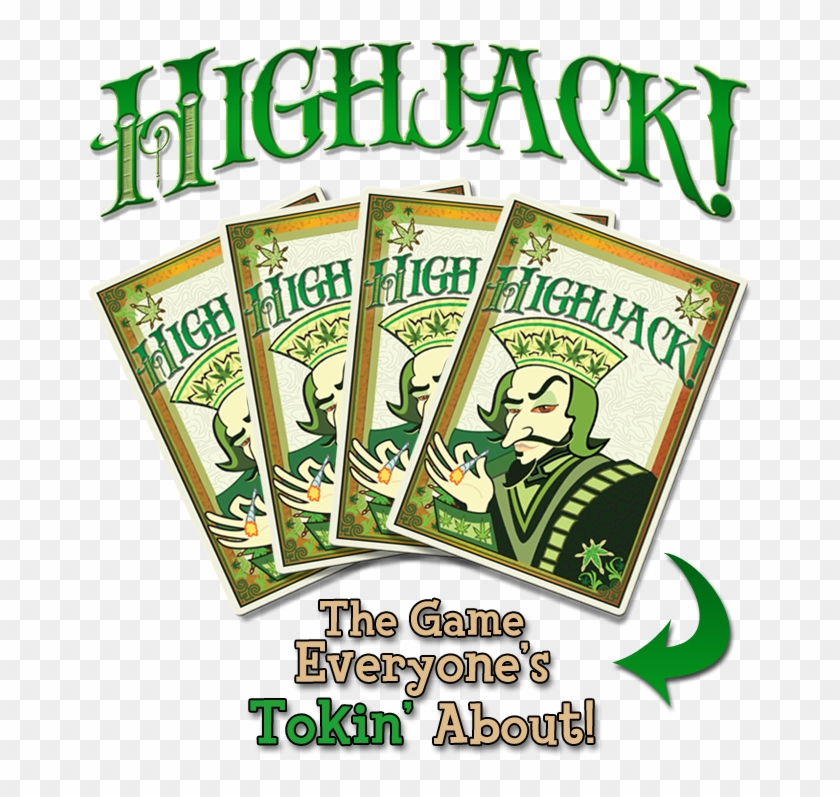 Highjack Card Game - Card Game #1010472