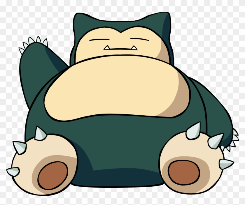 Anyway, I Just Took The Pills And Am Waiting For The - Gb Eye Pokemon Snorlax Collector Print #1010553