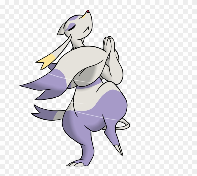 Mienshao Of The Wind By Friendlyfiremf Mienshao Png Free Transparent Png Clipart Images Download
