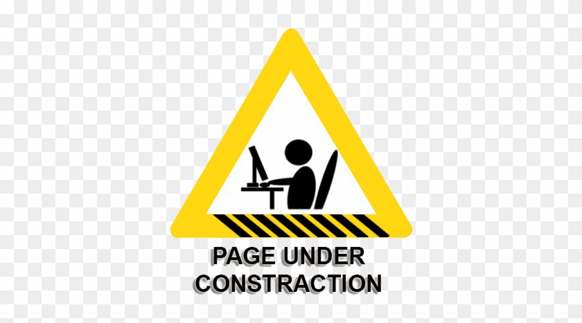 Under Construction - - Page Is Under Construction Png #1010674