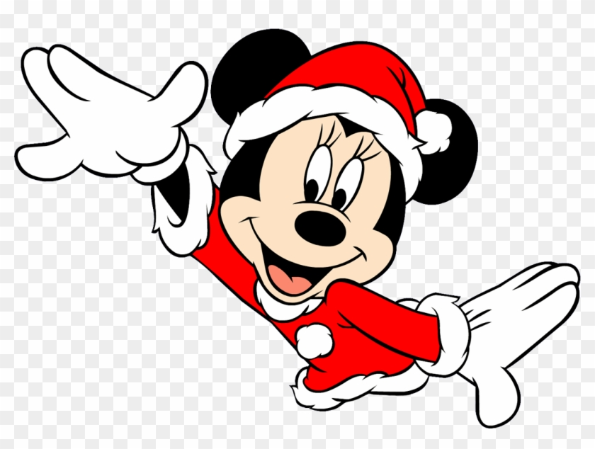 Clipart Disney Christmas Mouse Drawing Pictures | www.picturesboss.com