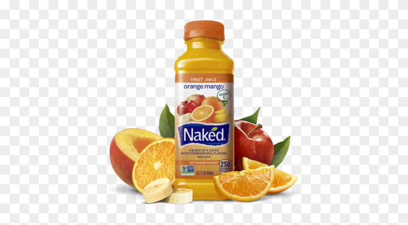 Naked Juice Boosted Smoothie, Power
