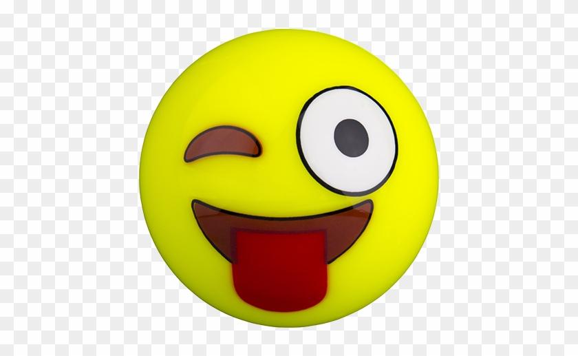 Grays Hockey Emoji Winking Eye - Grays Emoji Hockey Balls #1011324