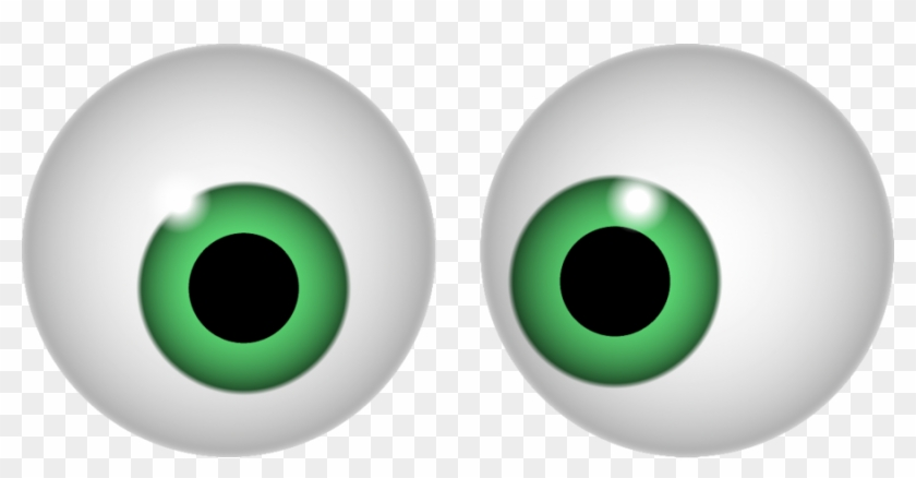 Green Eyes Clipart Transparent - Green Eyes Clipart #1011651