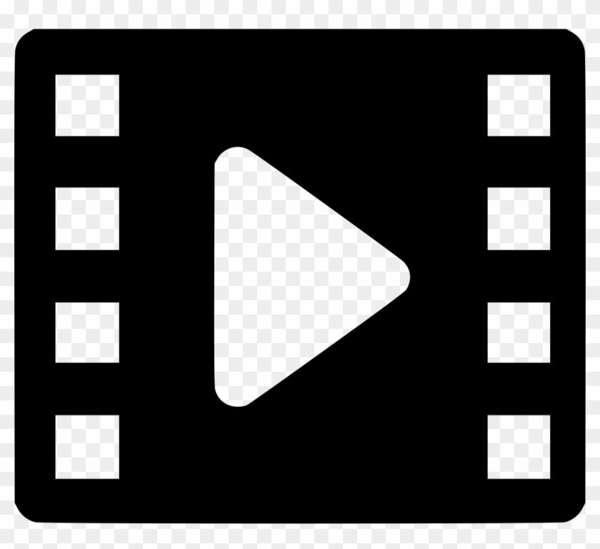 Movie Clip Video Vdo Film Media Play Comments - Movie Film Clip Transparent #1011987