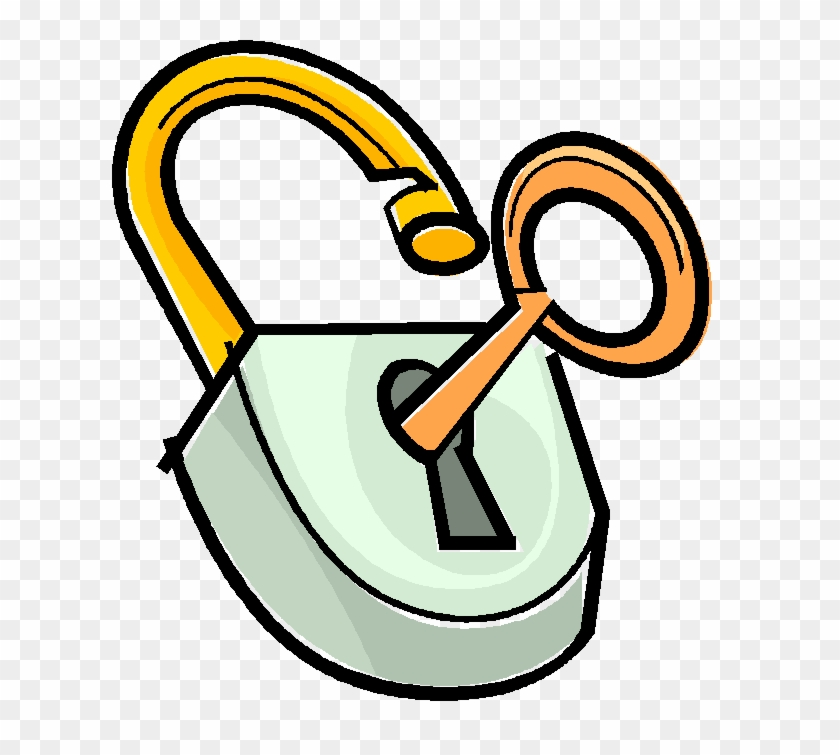 Lock And Key Royalty Free Vector Clip Art Illustration Key Fitting Into A Lock Free Transparent Png Clipart Images Download