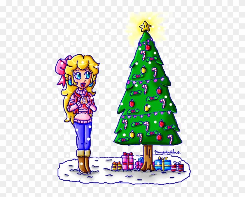 Beautiful Christmas Tree Drawing Pink Pinterest Christmas Tree