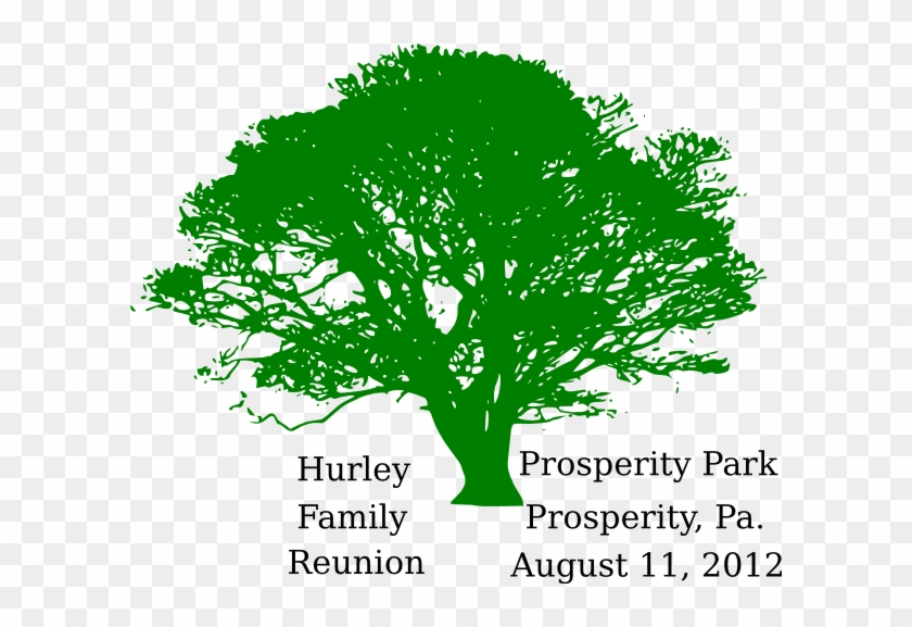 Free Family Reunion Tree Template Black And White Tree Clipart