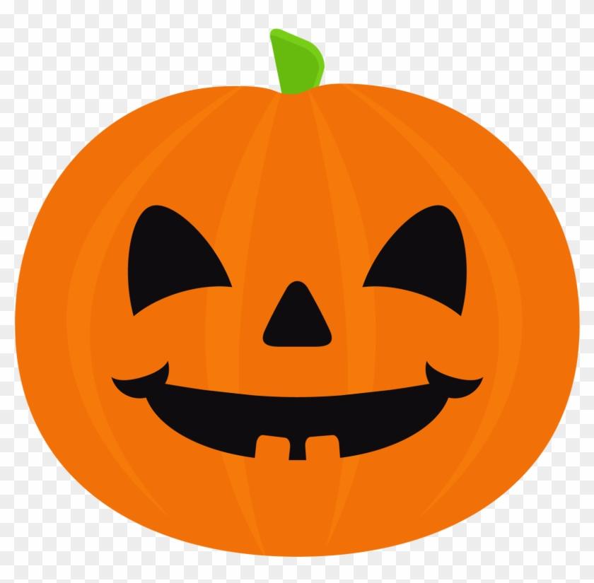 Cute Pumpkin Clipart Png #1012988