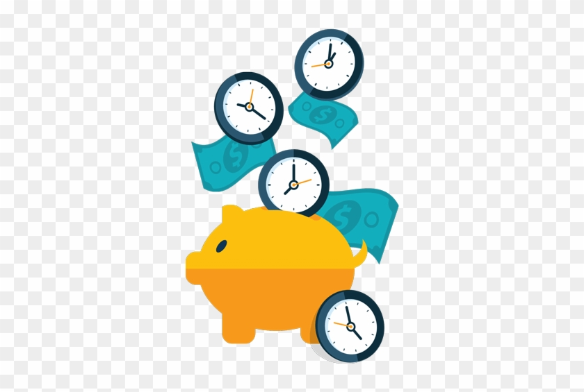 Getting The Most For Your Money - Save Money And Time Png #1013593