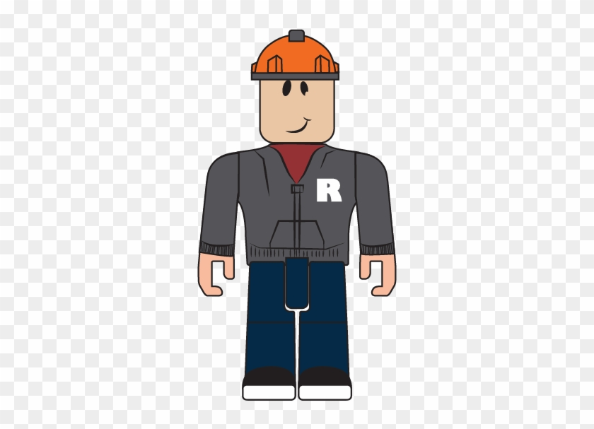 Toy Form Roblox Builder Man Free Transparent Png Clipart -