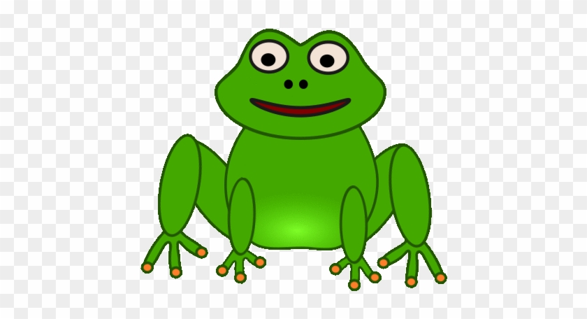 Frog Animation - Animated Pictures Of Frog #1014365