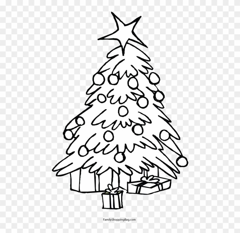 Christmas Trees Png.Christmas Pictures To Color Free Coloring Images Christmas