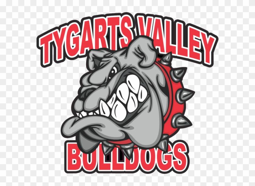 Tygart Valley Bulldog Decal - Bulldog Tablet - Ipad Air 1 (vertical) #1015763