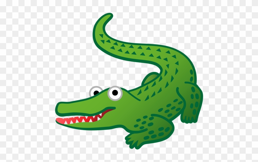 Cute Crocodile Character Vector Stock Vector Art & - Crocodile Icon #1016078