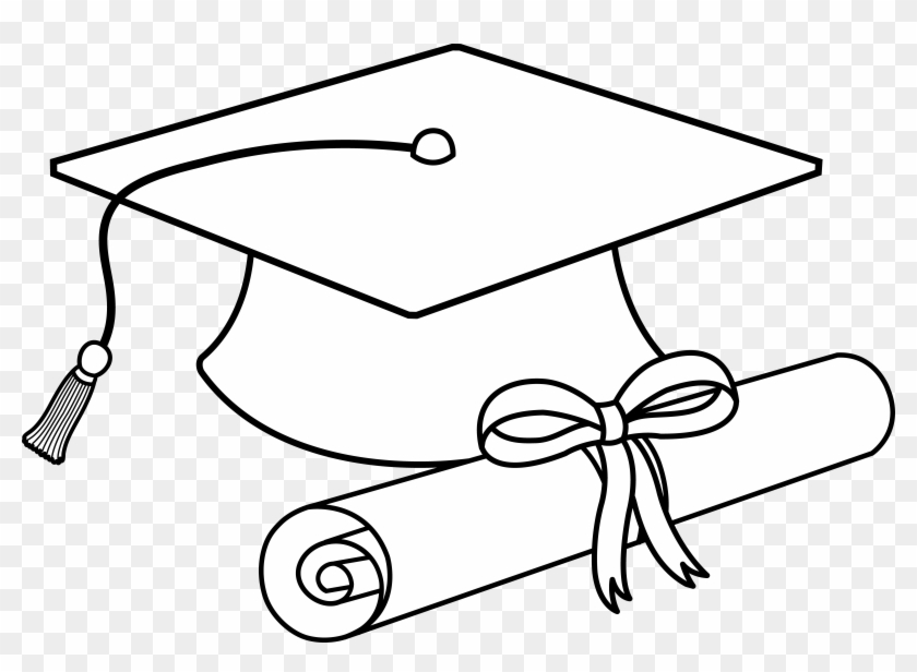 Free High School Graduation - Clip Art #1016146