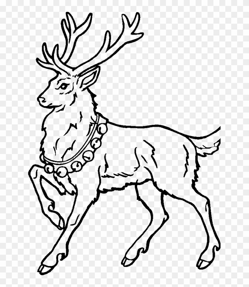 cool christmas draw deer santa claus free transparent png clipart images download cool christmas draw deer santa claus