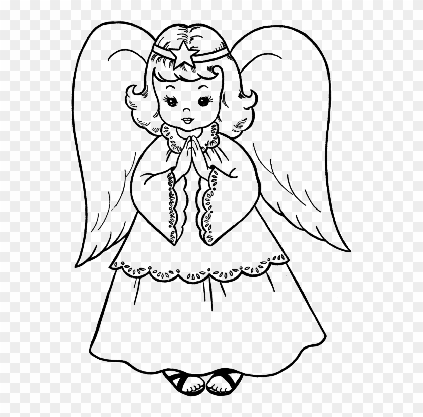 pictures star christmas angel coloring pages christmas angel coloring pages