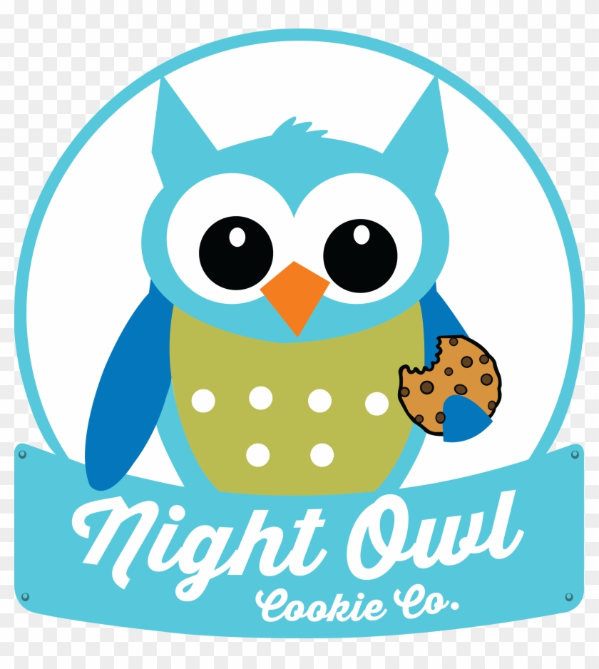 Com Is An Amazing Website For All Party/occasion Needs - Night Owl Cookies Logo #1017118