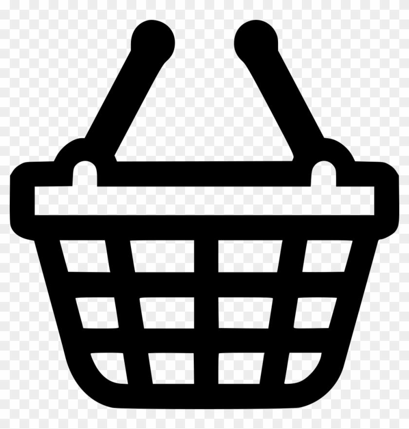 Basket Buy Buying Cart Online Shopping Groceries Purchase - Buying Basket #1017597