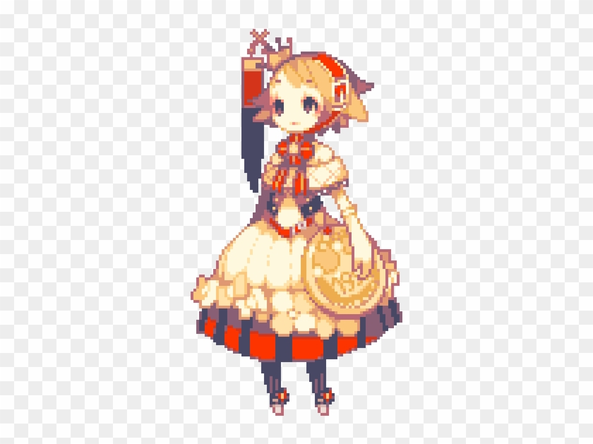 Picture Anime Pixel Art Gif Free Transparent Png Clipart Images Download