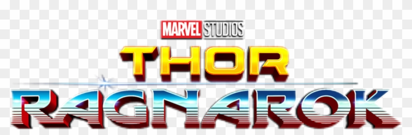 The Entire Genre Of The Film Changed To 80s Themed - Marvel - Thor: Ragnarok Giant Activity Pad #1018224