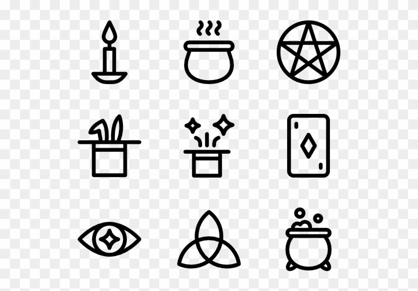 Magic - Recreation Icon #1018487