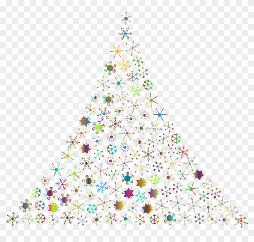 blue and white snowflake abstract tree in christmas tree transparent background png free transparent png clipart images download christmas tree transparent background