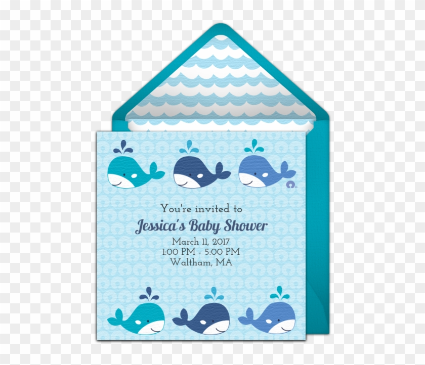 customizable free baby whale watch online invitations baby shower