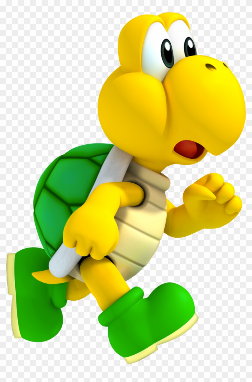 New Super Mario Bros Dx Enemies Fantendo Nintendo Fanon Koopa