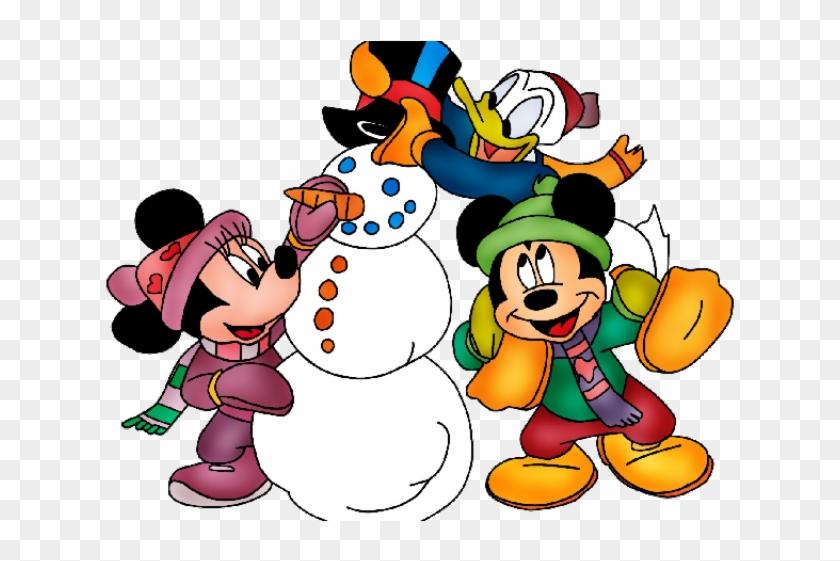 Disney Christmas Clipart