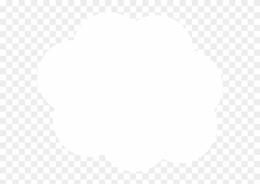 White Clouds Clipart Png - Cartoon Cloud Transparent Png