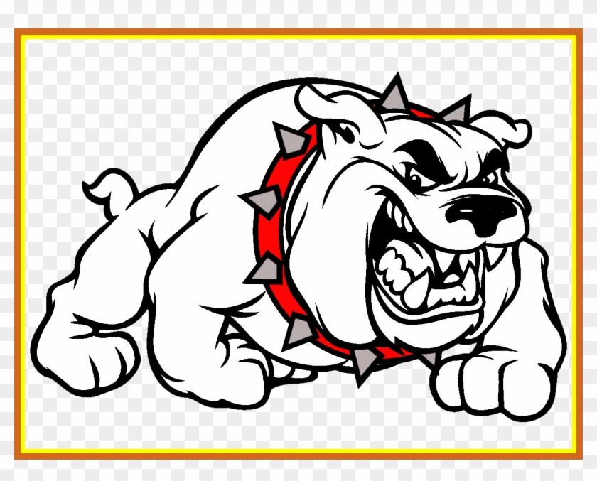 Dog Cartoon Dog Cartoon Drawing Shocking Bulldog Vector Bulldog