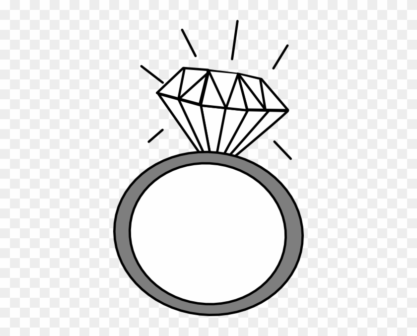 Silver Wedding Ring Clipart Diamond Ring Clipart Free Transparent Png Clipart Images Download