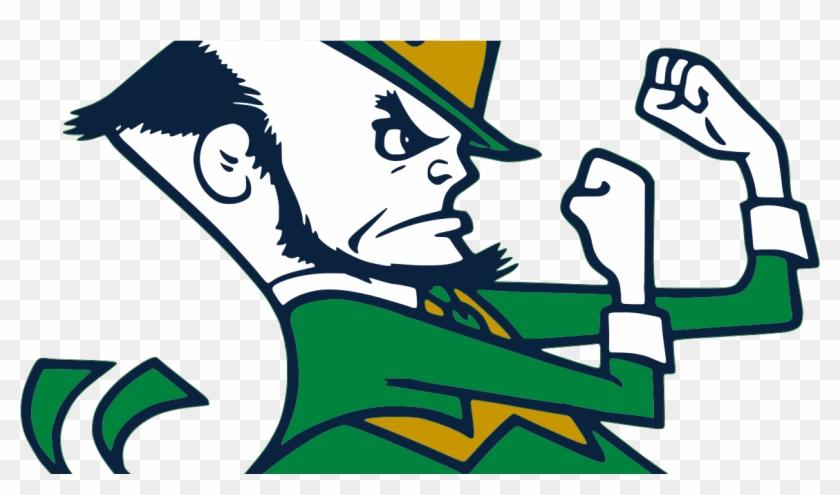 University Of Notre Dame Mascot #1023827