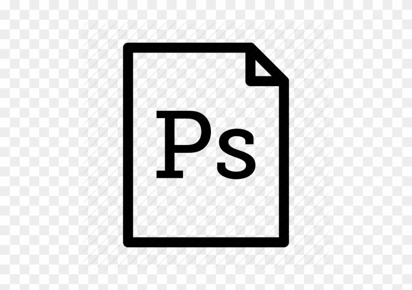 Photoshop Logo Clipart File - Jpeg 512 X 512 #1024124