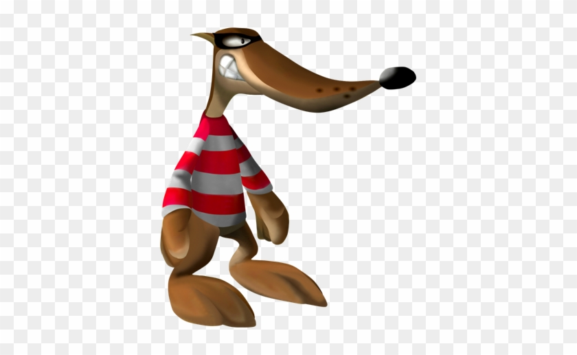 Paulie - Conker's Bad Fur Day Weasel #1024270