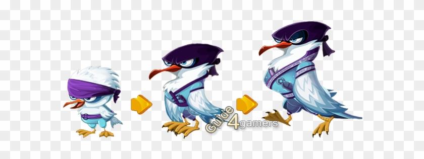 Kung Fu Pets Arctic Tern Growth - Kung Fu Pets Air Eagle #1024758