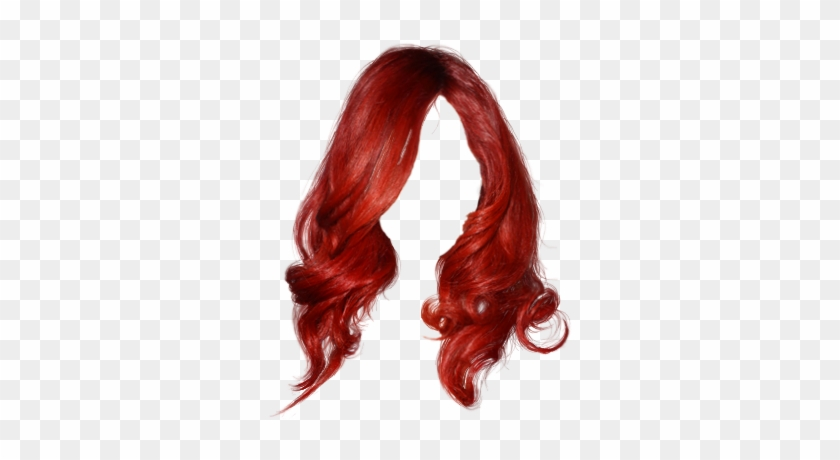 Http - //ucesy-sk - Happyhair - Sk/hair Images/b/d1m1810 - Long Red Hair Png #1024851