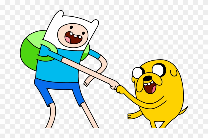 A Year Ago I Did Another Jump In The Void When I Embarked - Finn Jake Adventure Time #1025493