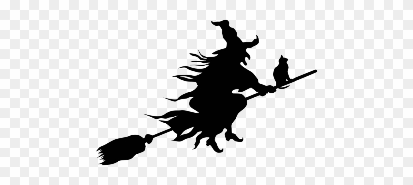 """""""good Evening, Ladies And Gentlemen, And Welcome To - Witch Flying On A Broom #1025631"""