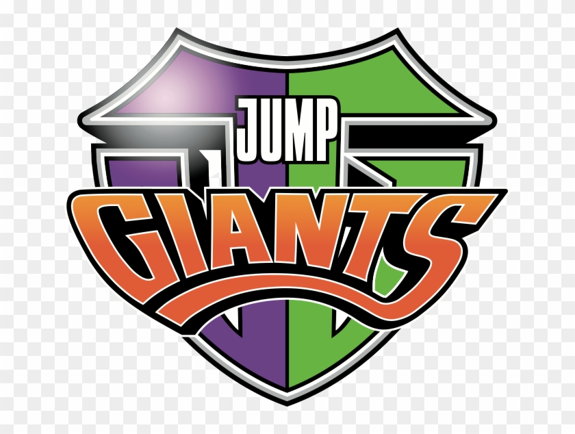 Jump Giants Has Dominated The Trampoline Park Industry - Jump Giants Logo #1026498