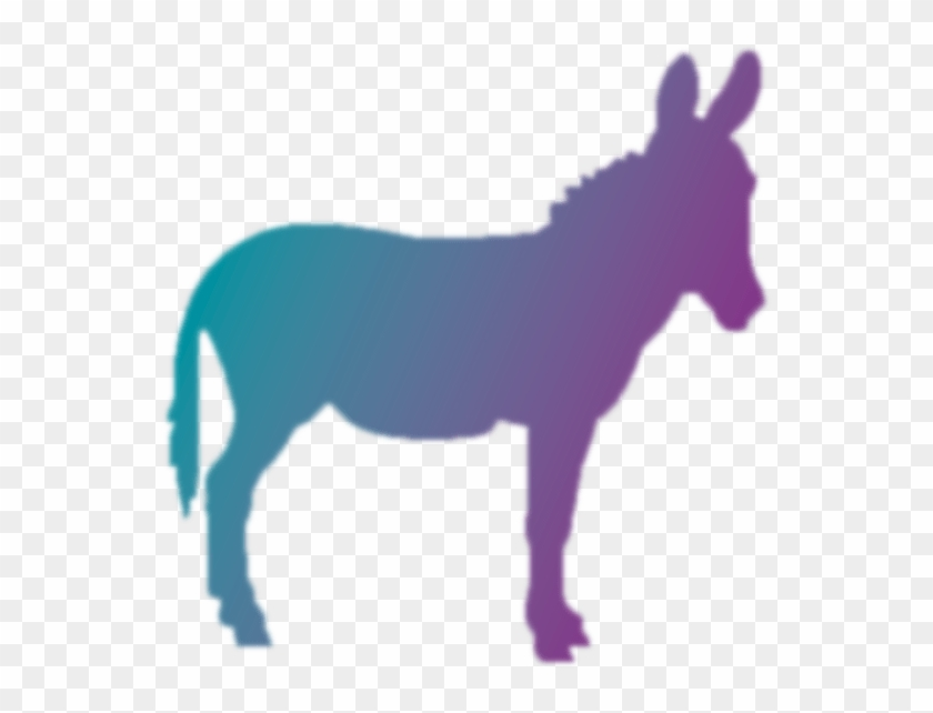 Speaking On Animal Consciousness & Communication - Donkey Icon #1026682