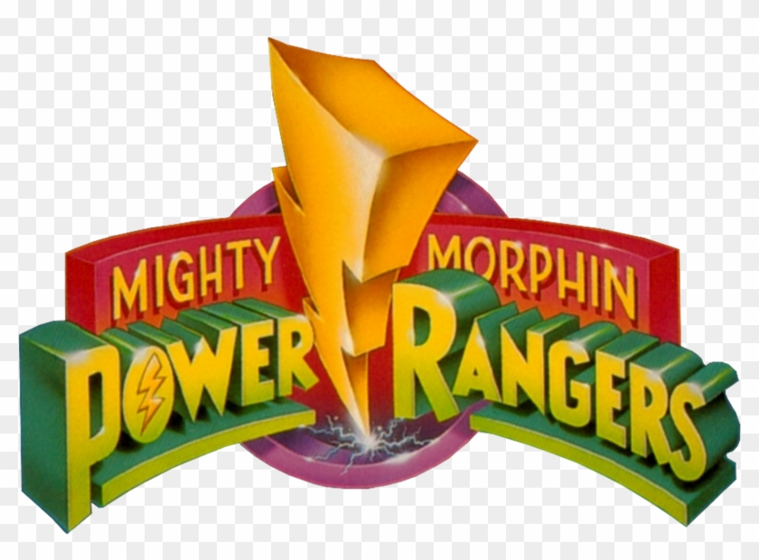 'a Pressing Engagement' (tv) - Mighty Morphin Power Rangers Logo #1026969