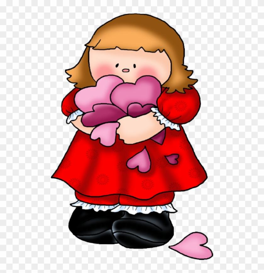 Vintage Valentines Valentines Day Clipart Heart Ninas Con
