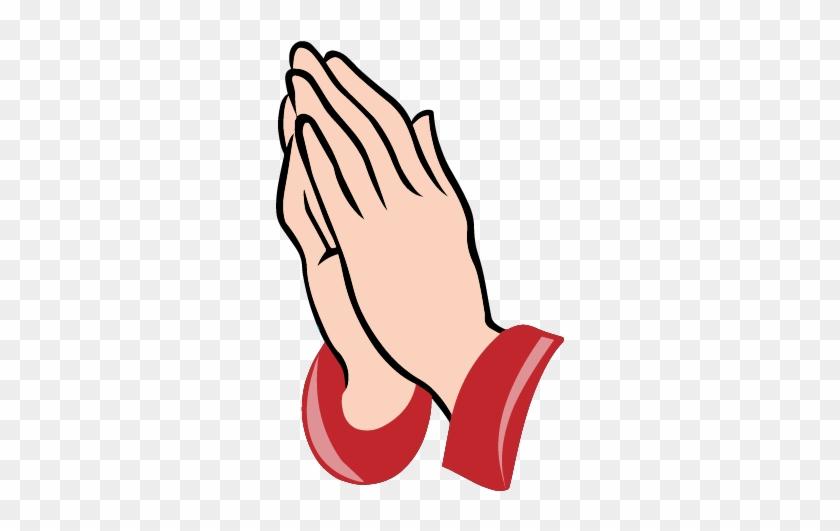 Praying Hands Clipart Black And White Clipart Panda - Prayer Hands #178585