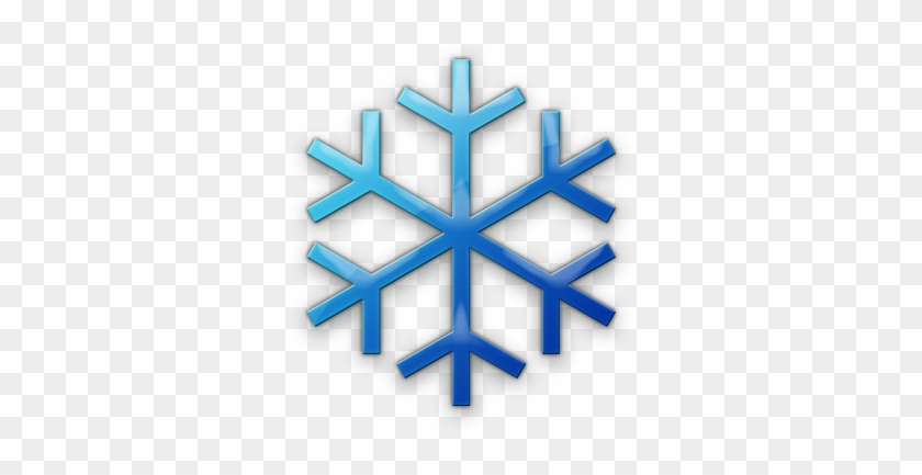 Snowflake Clipart Basic - Snow Symbol No Background #178618